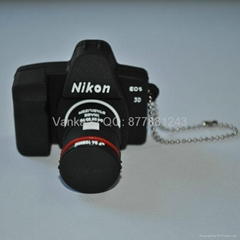 8gb Nikon SLR Camera usb drive with Silicone Case U Disk