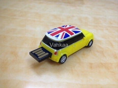wholesale 8gb car usb flash drive factory direct supply toy car usb flash drive