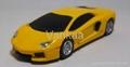 wholesale 4gb mini Lamborghini car usb