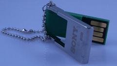 hot sell 8gb mini Flip usb flash drive