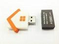 custom home usb flash memory 16gb