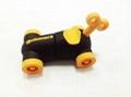 wholesale toy car u disk 1gb, custom