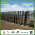 Manufacturer Wholesale High Quality Palisade Security Fence