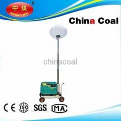 MO-1200Q Glare-free Balloon Light Tower