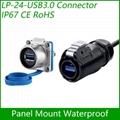 USB3.0 female Socket Panel Mount Adapter
