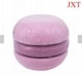 Macaron shape bath fizz bath bomb bath