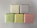 60g Square Shape  Bath Fizzy Bath Salt