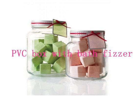 Small SPA Bath Fizzle Bomb Bath Fizzer Natural Fragrance 1