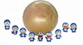 High Quality Private Label For Kids Bath Bombs with toy inside surprise gift  3