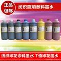 紡織直噴塗料墨水