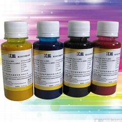 汇能 爱普生机器专用 多介质颜料墨水 免加热 100ML装
