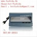 BST counterfeit euro detector,cash