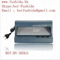 BST counterfeit euro detector,cash