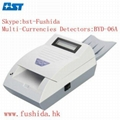 BST Multi-Currencies ,counterfeit money detector 1