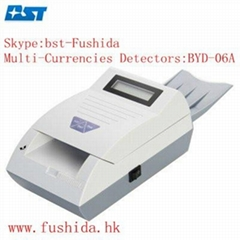 BST Multi-Currencies ,counterfeit money detector