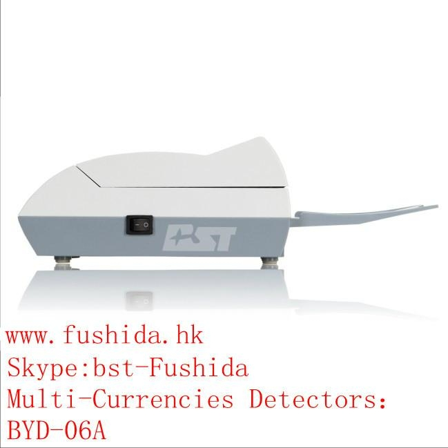 BST Multi-Currencies ,counterfeit money detector 2