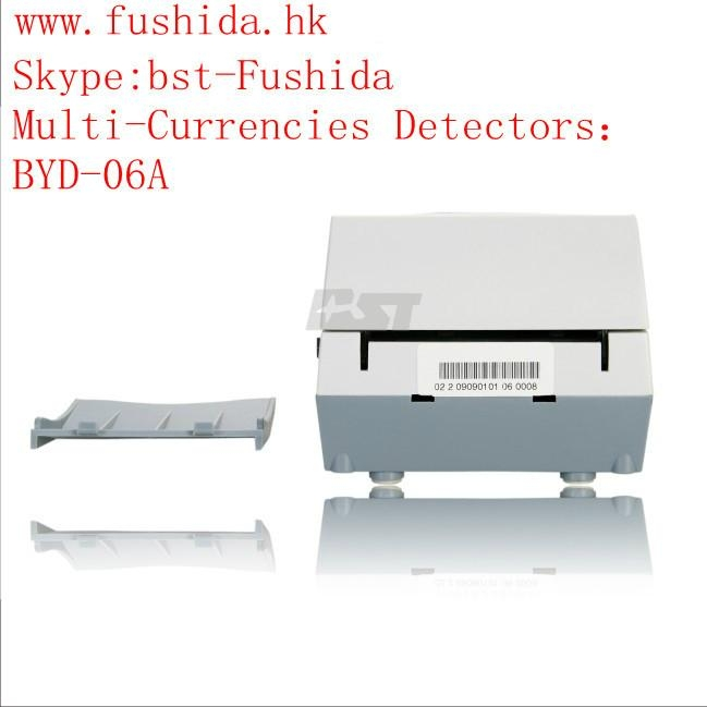 BST Multi-Currencies ,counterfeit money detector 3