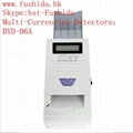 BST Multi-Currencies ,counterfeit money detector 4