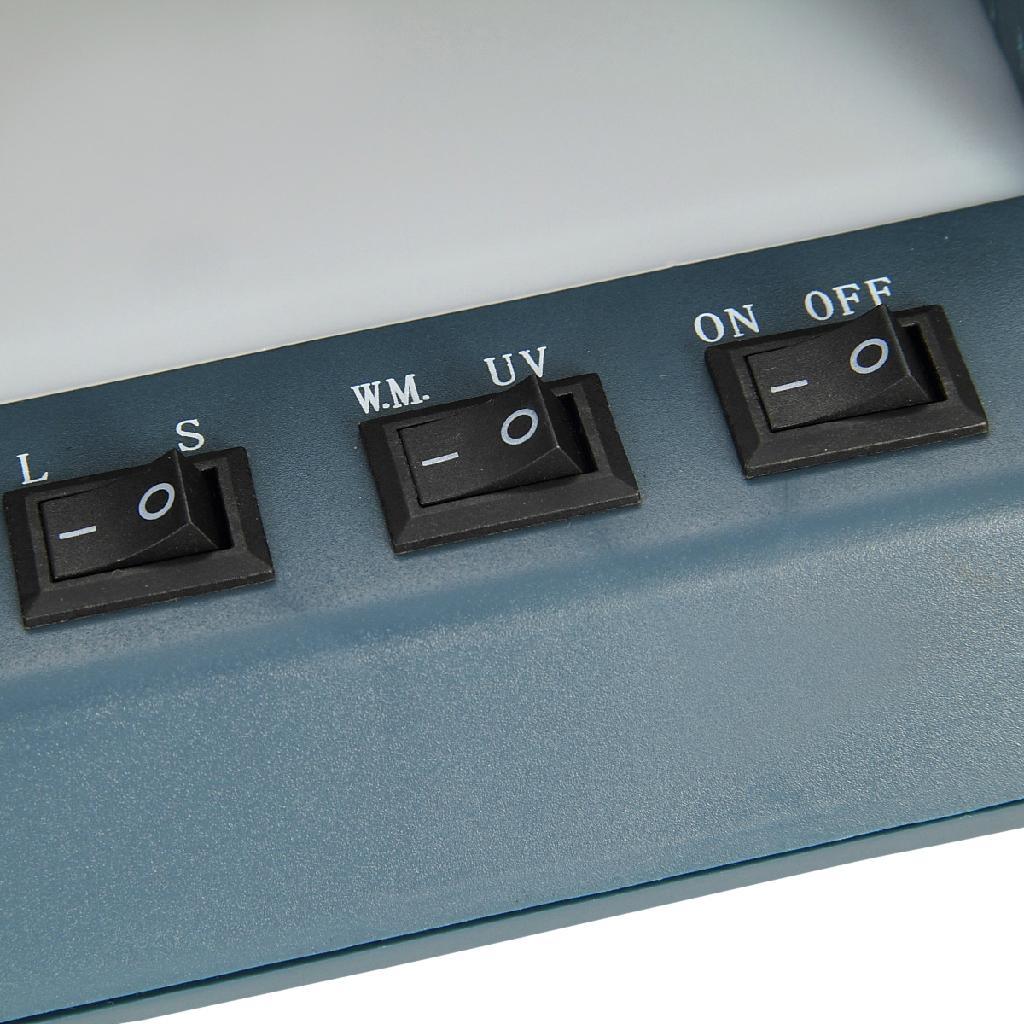 UV mone detector, bill detector, counterfeit detector 4