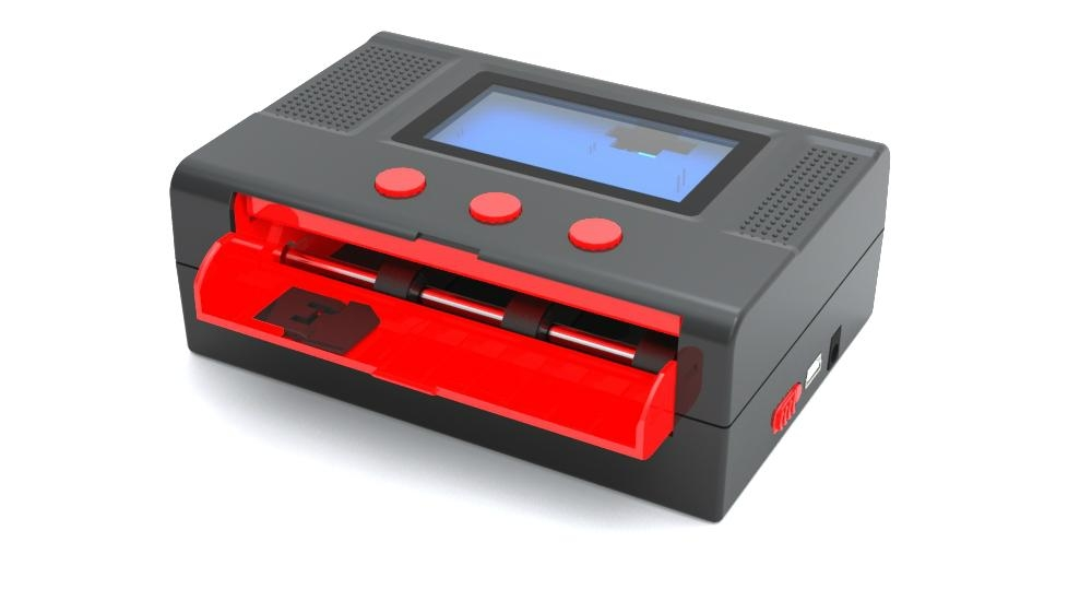 Portable counterfeit money detector 4