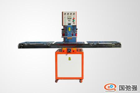 製作汽車腳墊的機器設備 3