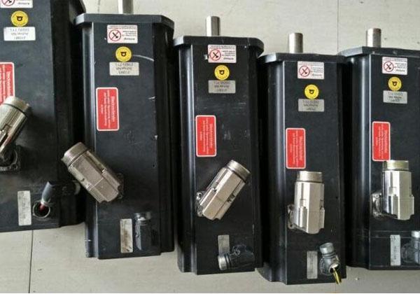 常州伺服电机维修 5