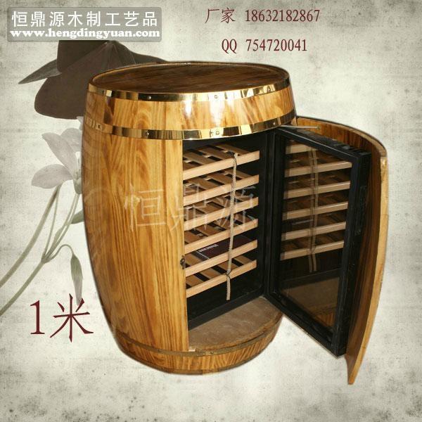 石家庄恒鼎源木酒桶厂木质酒桶 3