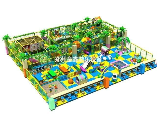淘气堡儿童乐园 1