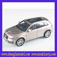 1:18奥迪Q5汽车模型