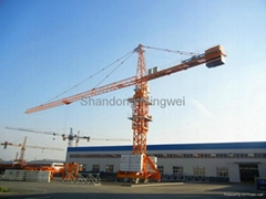 Mingwei 16t Mobile Tower Crane QTZ315 TC7040-16t