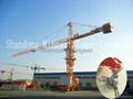 QTZ250 7030 Potain tower crane