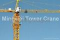 QTZ60(5010)--4t tower crane for