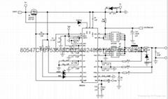 开关型2/3/4节锂离子/锂聚合物充电管理芯片