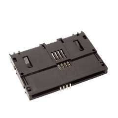 正反插IC卡座連接器 (ODM專案)