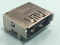 eSATA+USB 2.0母座
