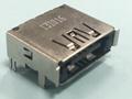 eSATA+USB 2.0 Receptacle