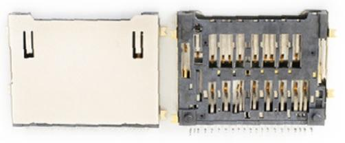 SD 7.0 Card Socket