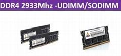 DDR4 2933Mhz-UDIMM/SODIMM