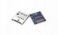 MICRO SIM Card Socket 1.56 mm 8Pin