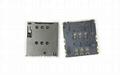 Push Push Mirco SIM CarD Socket 1.42H