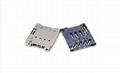 Micro SIM Card Socket H1.28, 8Pin
