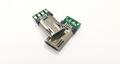 Reversible MicroUSB Plug