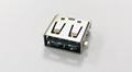 Reversible USB Recept.