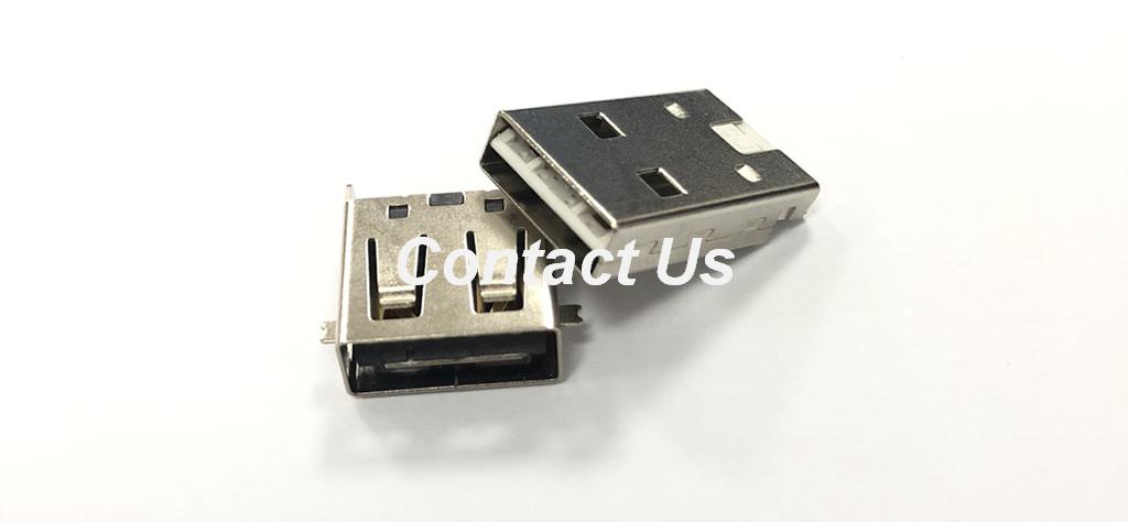 全球   双向USB 3.1 A Type 公头 1
