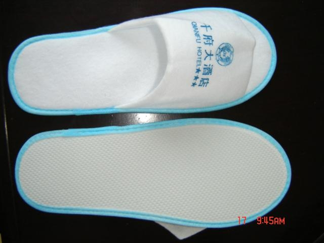 disposable slippers 3