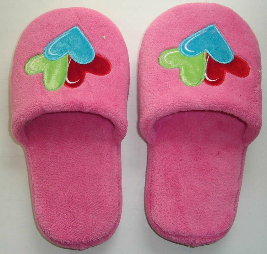 Indoor felt slipper set 4