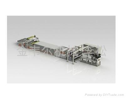 PVDF胶膜生产线 1