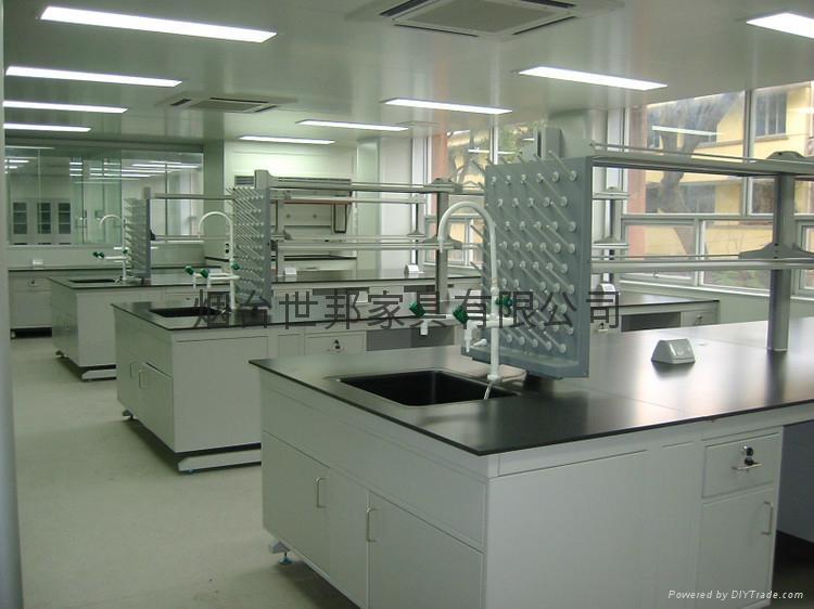 鋼木實驗台 3