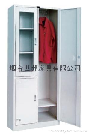 烟台铁皮柜 1