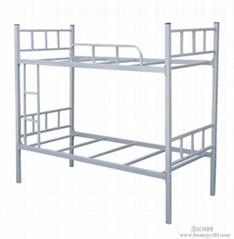 钢制上下铺床